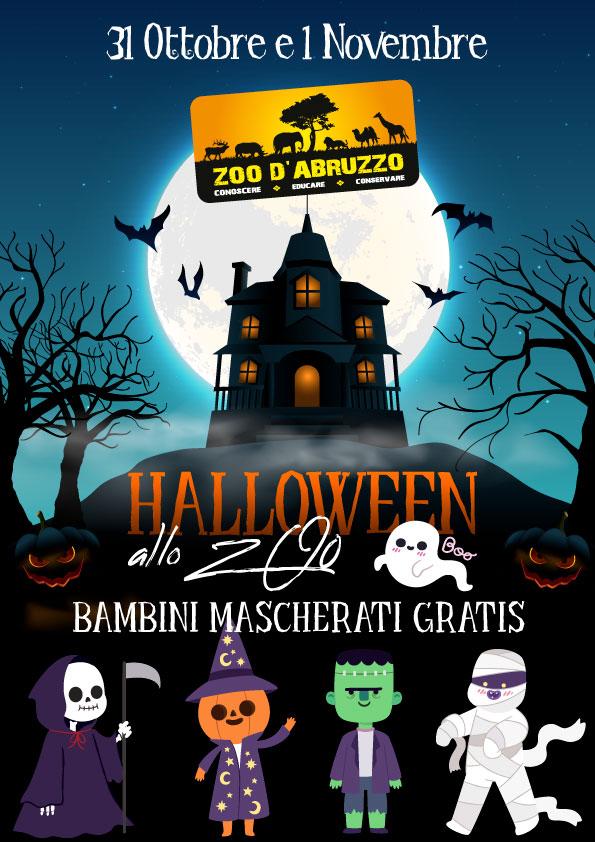 halloween zoo
